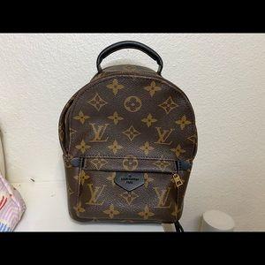 Palm spring mini backpack